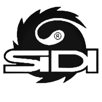 2 X SIDI Vinyl Stickers